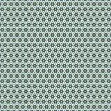 Абстрактная флористическая непрерывная картина печати холста в русском стиле Стоковые Фотографии RF