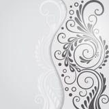 Абстрактная флористическая предпосылка для конструкции Стоковое Изображение