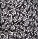 Абстрактная флористическая ткань Стоковые Изображения RF