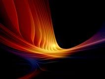 абстрактная форма топологическая Стоковые Изображения