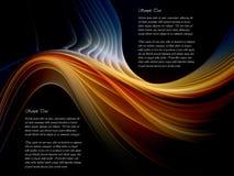 абстрактная форма топологическая Стоковые Изображения RF