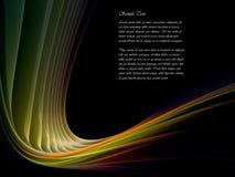 абстрактная форма топологическая Стоковые Фото
