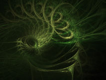 абстрактная форма Стоковая Фотография