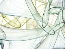 абстрактная фракталь предпосылки бесплатная иллюстрация