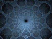 абстрактная фракталь Стоковое фото RF
