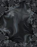 абстрактная фракталь иллюстрация штока