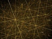 абстрактная фракталь Иллюстрация вектора