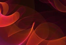 абстрактная фракталь Стоковое Фото