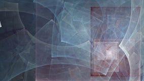 абстрактная фракталь предпосылки видеоматериал