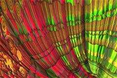 абстрактная фракталь предпосылки Стоковые Изображения
