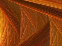Абстрактная фракталь - 0002 Стоковое Изображение RF