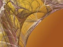 Абстрактная фракталь - 0003 Стоковое фото RF