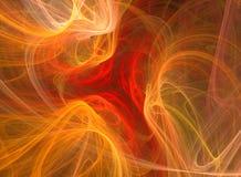 Абстрактная фракталь - 0012 Стоковое Фото