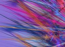 Абстрактная фракталь - 0013 Стоковая Фотография RF