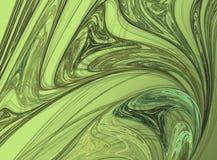 Абстрактная фракталь - 0014 Стоковое фото RF