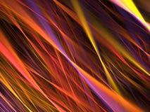 абстрактная футуристическая иллюстрация Стоковые Фото