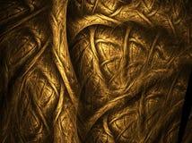 абстрактная футуристическая иллюстрация Стоковые Фотографии RF