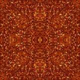 Абстрактная флористическая безшовная картина Стоковая Фотография