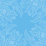 Абстрактная флористическая предпосылка Стоковое Изображение RF