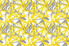 Абстрактная хаотическая геометрическая безшовная картина, иллюстрация штока