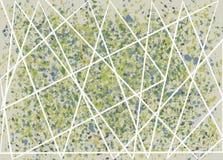 Абстрактная художническая акварель Стоковое фото RF