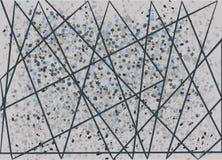 Абстрактная художническая акварель Стоковые Фото