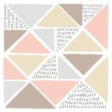 абстрактная художническая предпосылка Современный и стильный Стоковое фото RF