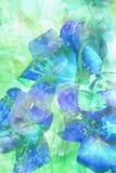 абстрактная художническая предпосылка Стоковая Фотография RF