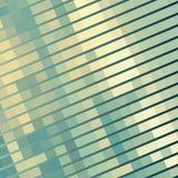 Абстрактная цветастая геометрическая предпосылка иллюстрация вектора