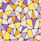 абстрактная цветастая картина безшовная Стоковое фото RF