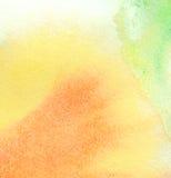 Абстрактная цветастая предпосылка акварели Стоковые Изображения