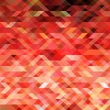 Абстрактная цветастая предпосылка вектора Стоковая Фотография RF