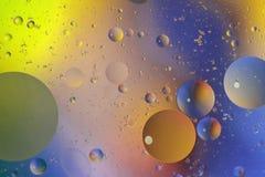 Абстрактная цветастая предпосылка воды Стоковые Изображения
