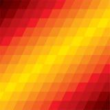 Абстрактная цветастая предпосылка форм диаманта геометрических Стоковые Фотографии RF