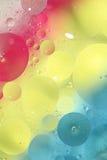 Абстрактная цветастая предпосылка Стоковые Изображения