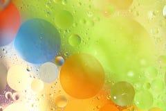 Абстрактная цветастая предпосылка Стоковое Изображение