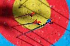абстрактная цель Стоковая Фотография RF