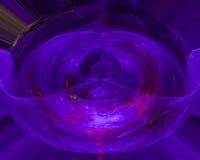 Абстрактная цифровая фракталь, орнамента воображения карты fantas движение rende дизайна шаблона скручиваемости y живого волшебно бесплатная иллюстрация