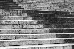абстрактная часть зодчества старый stairway стоковая фотография