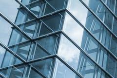 Абстрактная часть современной архитектуры Стоковое Изображение