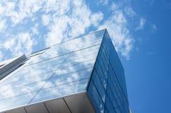 Абстрактная часть современной архитектуры Стоковое фото RF