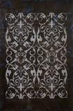 абстрактная черная белизна текстуры иллюстрации конструкции Стоковые Фотографии RF