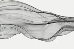 Абстрактная черная диаграмма Стоковое Фото