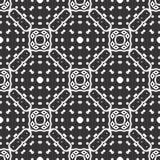 абстрактная чернота предпосылки Племенной, обои иллюстрация вектора