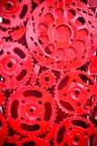 абстрактная шестерня предпосылки Стоковые Изображения RF