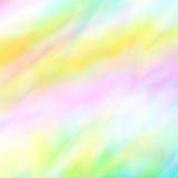 Абстрактная шелковистая предпосылка в пастельных цветах Стоковое фото RF