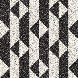 Абстрактная шумная текстурированная предпосылка форм Картина вектора безшовная винтажная grungy Стоковые Фото
