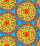 Абстрактная яркая безшовная картина Стоковые Фотографии RF