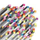 абстрактная диаграмма Стоковые Фотографии RF