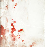 абстрактная bloody запятнанная предпосылка Стоковое фото RF